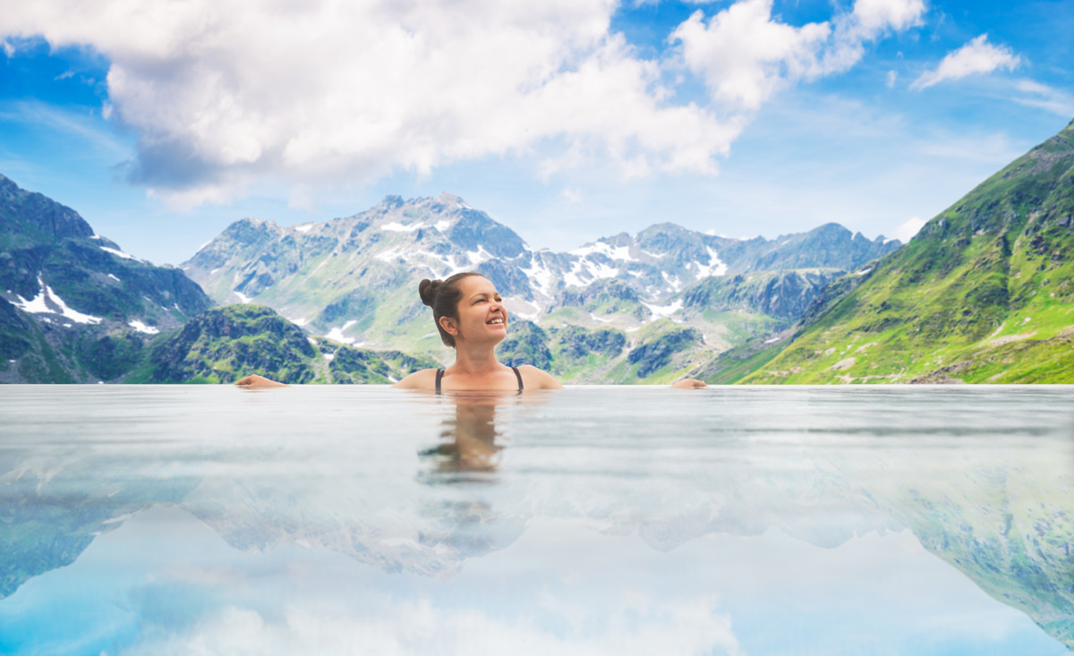 Wellnessurlaub in echten Traumhotels - Best Wellnesshotels